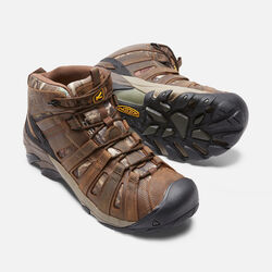 Men's Flint Mid (Soft Toe) in Mo Infinity - small view.