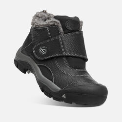 Big Kids' Kootenay in Black/Neutral Gray - small view.