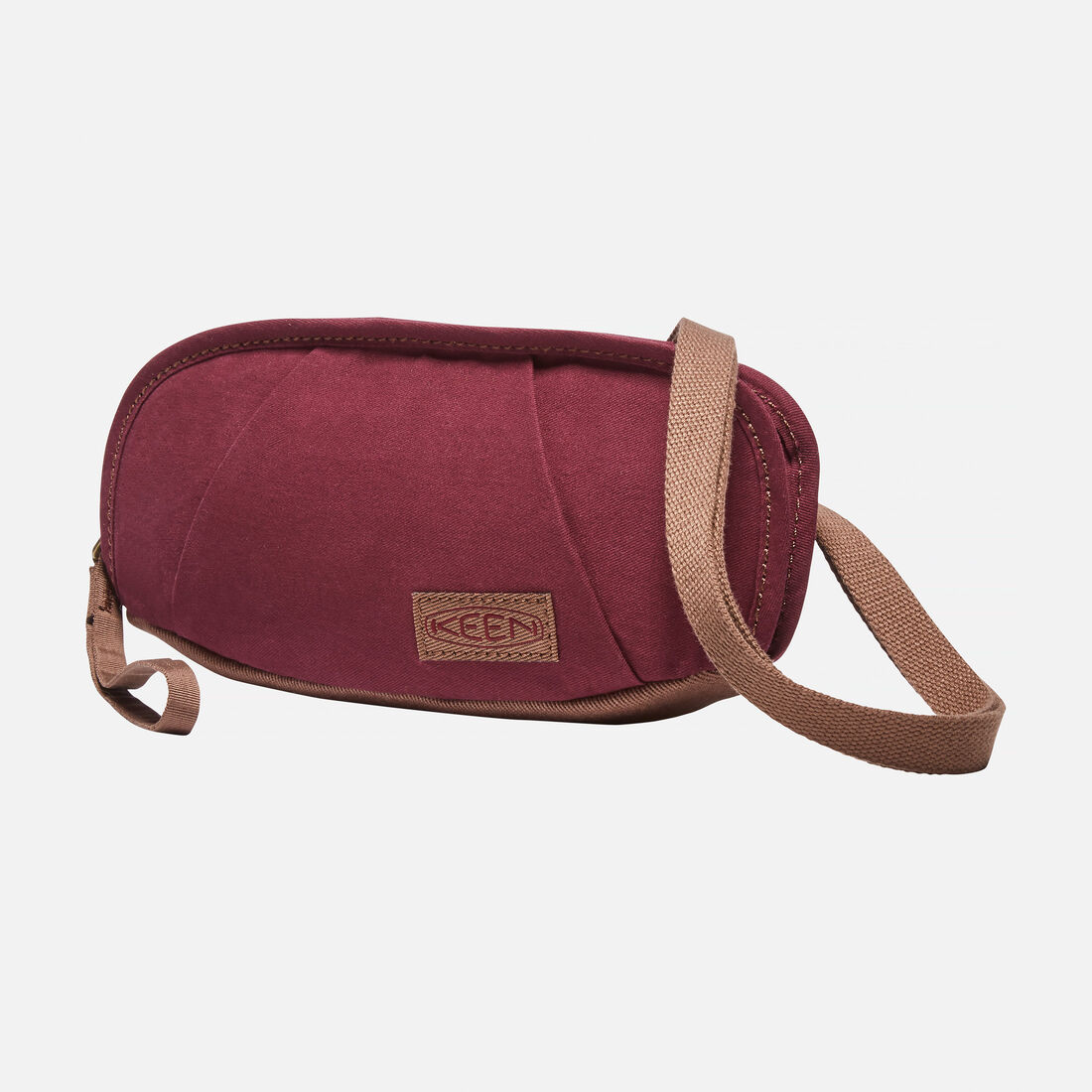Keen Hazel Wristlet in Cienna Purple - large view.