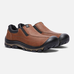 Men's Piedmont Slip-On in Cascade Brown - small view.