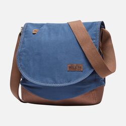 Keen Brooklyn Iii Travel Bag in Dark Denim - small view.