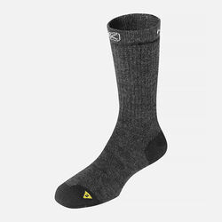 Men's North Country Medium Crew in Charcoal/Black - small view.