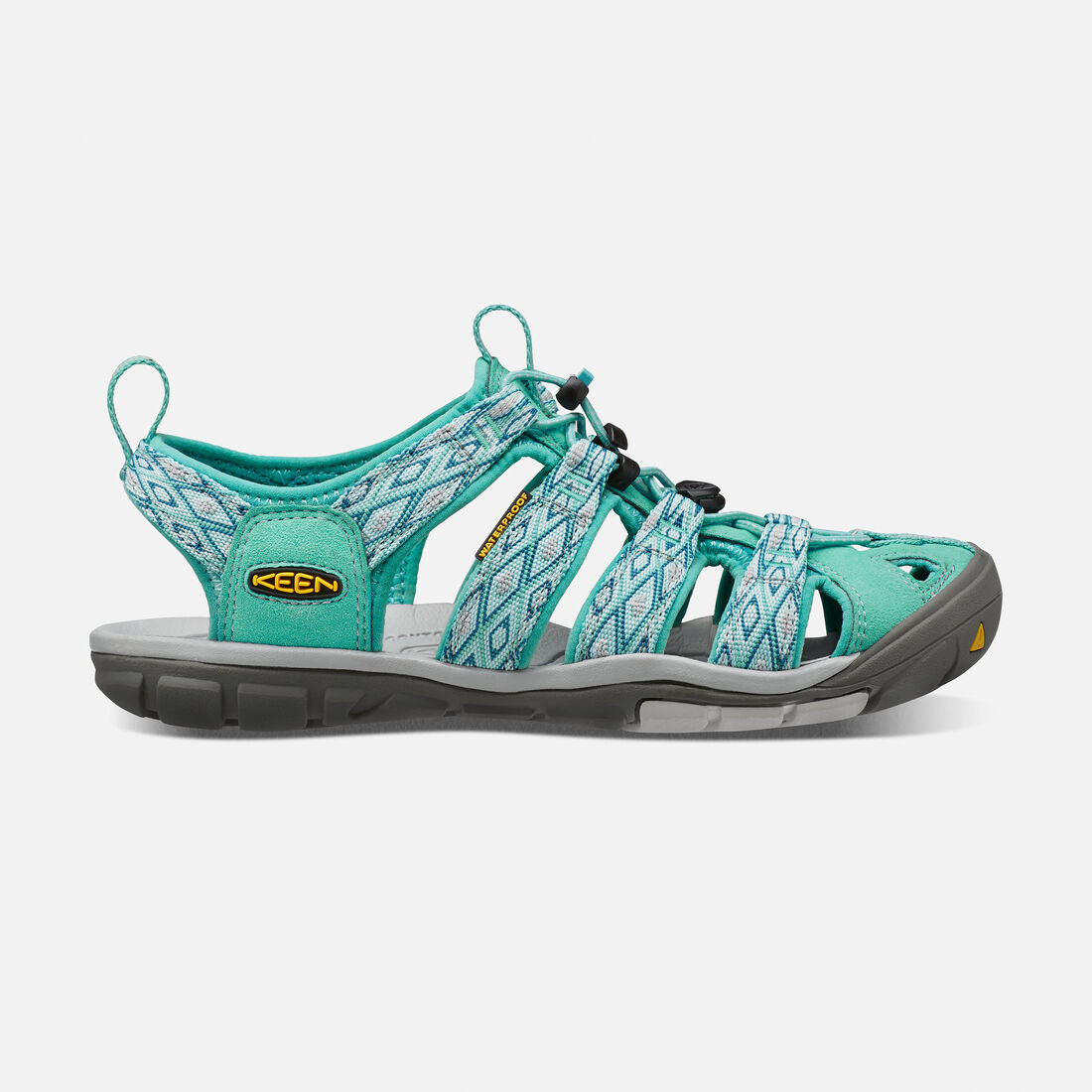 Women's Clearwater CNX in Lagoon/Vapor - large view.