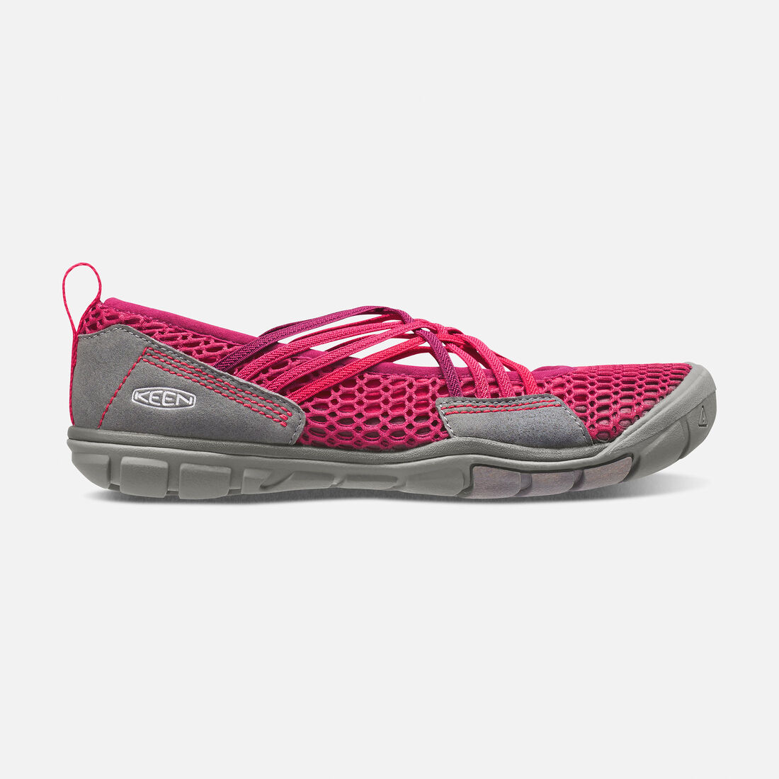 Women's ZEPHYR CRISS CROSS CNX in Anemone/Raspberry - large view.