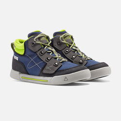 Big Kids' Encanto Wesley High Top in Dress Blues/Macaw - small view.