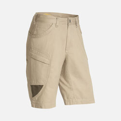 Men's Newport Short in Khaki/Olive Green - small view.