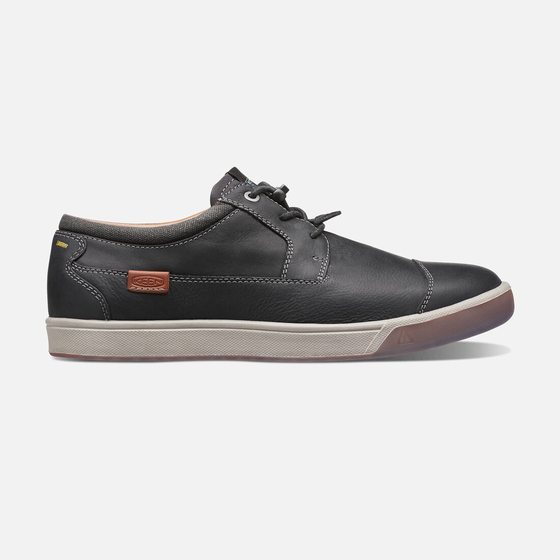 Men's Glenhaven in Black - large view.