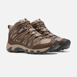 Men's Oakridge Waterproof Boot in Cascade/Brindle - small view.