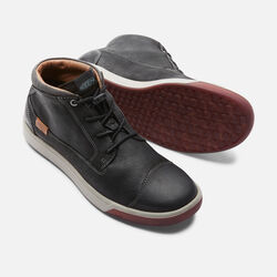 Men's Glenhaven Mid in Black - small view.