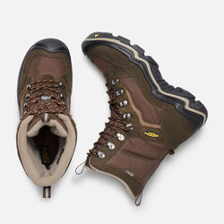 Men's Durand Polar Waterproof in Cascade Brown/Brindle - small view.