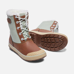 Women's Elsa Boot in Cocoa/Desert Sage - small view.