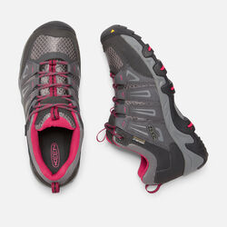 Women's Oakridge Waterproof in Magnet/Rose - small view.