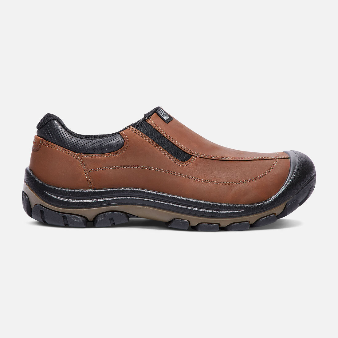 Men's Piedmont Slip-On in Cascade Brown - large view.