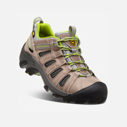 Women's Voyageur in Neutral Gray/Lime Green - small view.