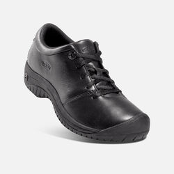 Women's PTC Oxford in Black - small view.
