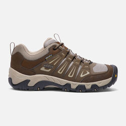Men's Oakridge Waterproof in Cascade Brown/Brindle - small view.