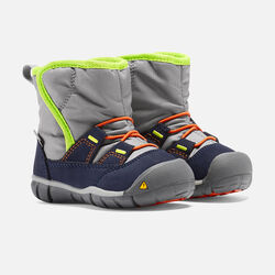 Toddlers' Peek-A-Boot in Dress Blues/Macaw - small view.
