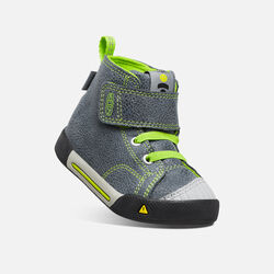Toddlers' Encanto Scout High Top in Black/Macaw - small view.