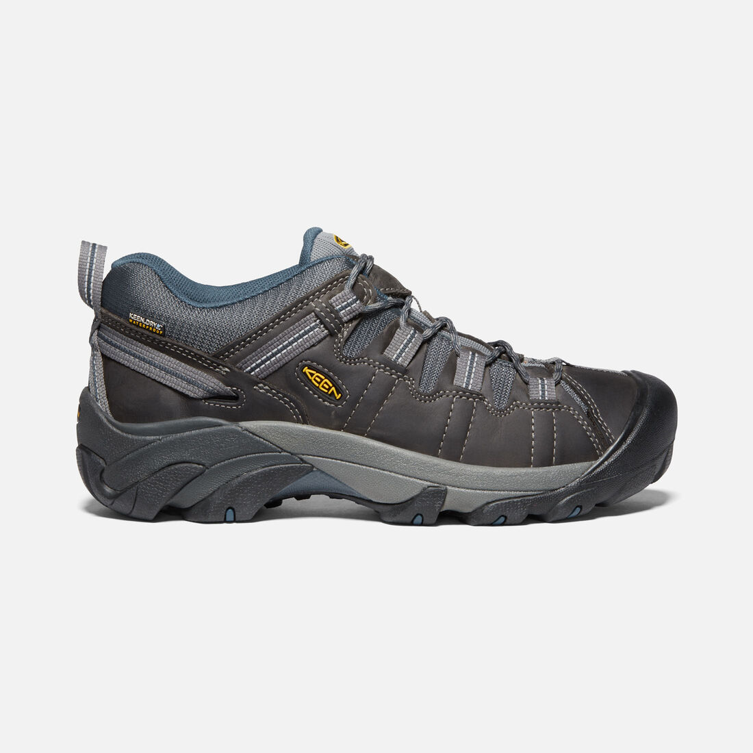 Men's Targhee II in Gargoyle/Midnight Navy - large view.