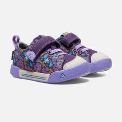 Toddler's ENCANTO FINLEY LOW in Purple Plumeria/Lavender - small view.