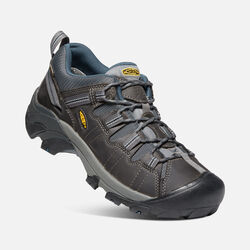 Men's Targhee II in Gargoyle/Midnight Navy - small view.