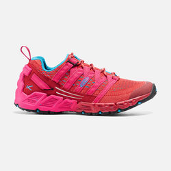 Women's VERSAGO in Red Dahlia/Deep Coral - small view.