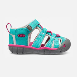 Toddlers' Seacamp II CNX in Viridian/Very Berry - small view.