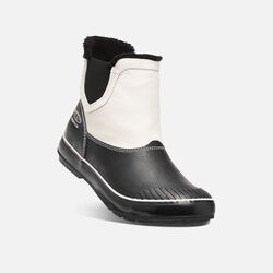 Women's Elsa Chelsea in Star White/Black - small view.