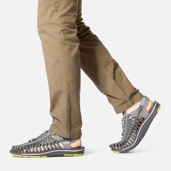 Men's UNEEK Flat Cord in  - on-body view.
