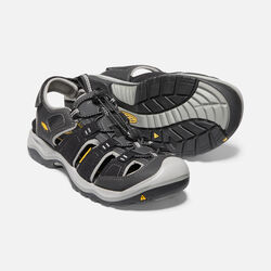 Men's Rialto H2 in Black/Gargoyle - small view.