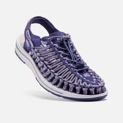 Women's UNEEK in Crown Blue/Purple Sage - small view.