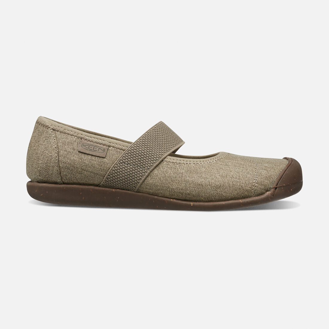 Women's Sienna MJ Canvas in Brindle - large view.