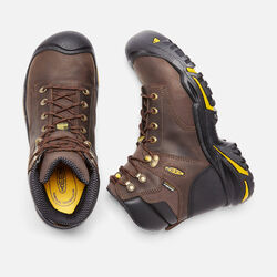 "Men's Mt Vernon 6"" (Steel Toe) in Cascade Brown - small view."