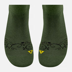 Women's Kanga Ultralite Knee High in Dark Green - small view.