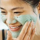 Cleansing with muds and clays