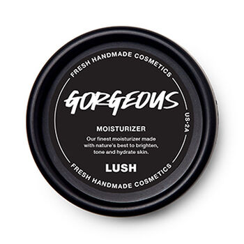 Gorgeous Moisturizer Moisturisers Lush Cosmetics