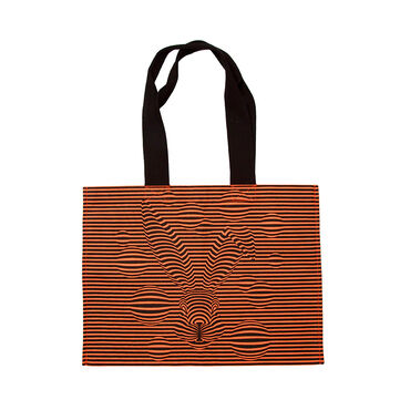 Magic Hare Canvas Bag Orange image
