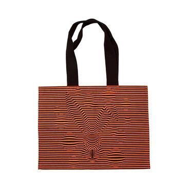 Magic Hare Canvas Bag Orange image