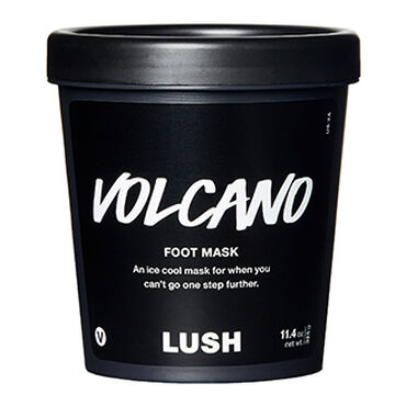 Volcano Foot Mask image