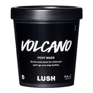 Volcano Foot Mask