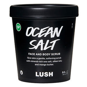 Ocean Salt - Self-Preserving