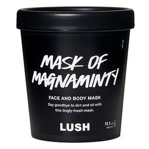 Masque à la crème de menthe