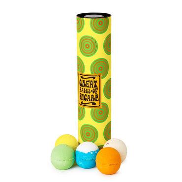 Great Balls Of Bicarb - Yellow image