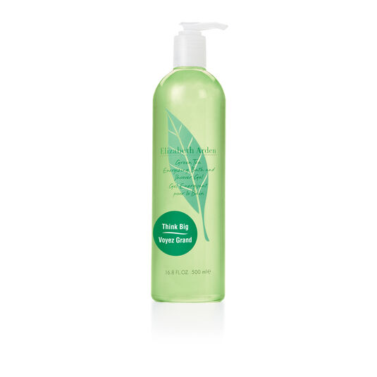 Green Tea Energizing Bath and Shower Gel, , large