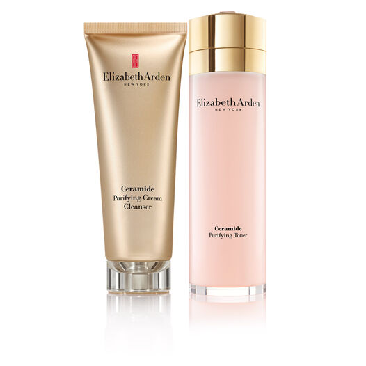 Ceramide Cleanser & Toner Set, $49 (a $59 value)