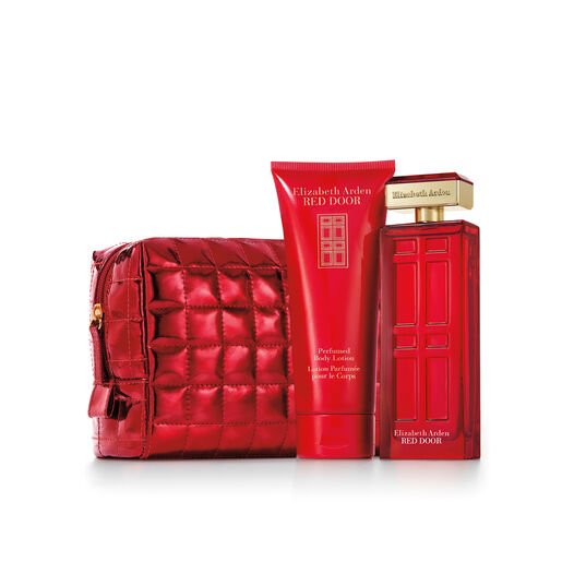 Red Door Glamour Set