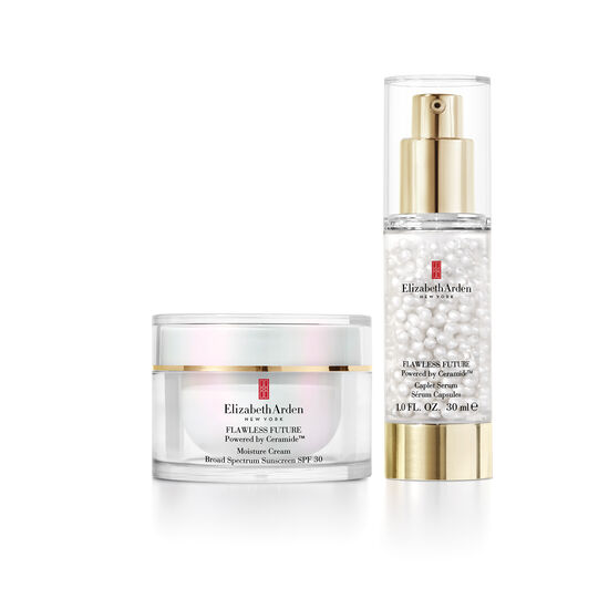 FLAWLESS FUTURE Powered by Ceramide™ Serum and Cream $97 (a $110 value), , large