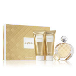 UNTOLD 3.3oz Eau de Parfum Gift Set, (a $128 value)