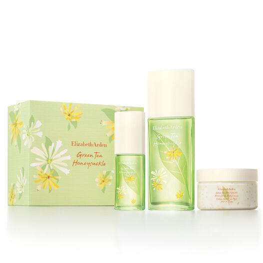 Green Tea Honeysuckle Mothers Day Gift Set