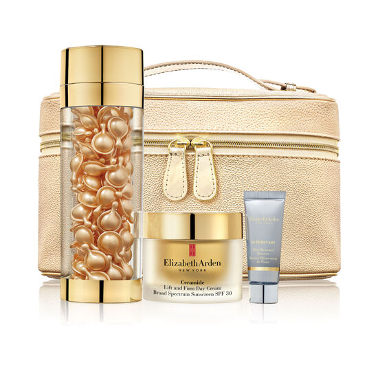 New! 90 Pc Ceramide Capsules & Day Cream Set, (a $170 value), , large